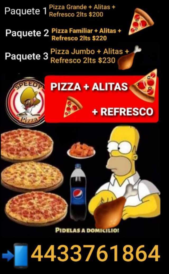 Pizza Speedy