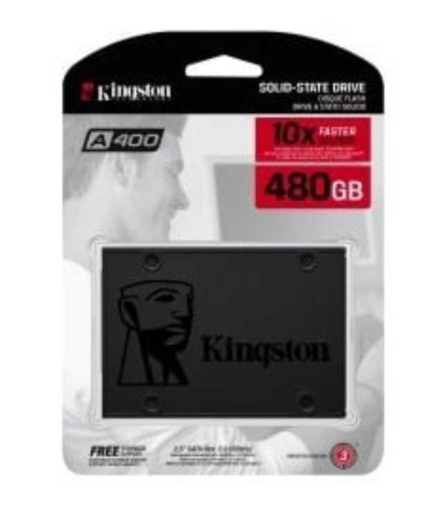 SSD Kingston Technology SA400S37/480G, 480 GB, Serial ATA III