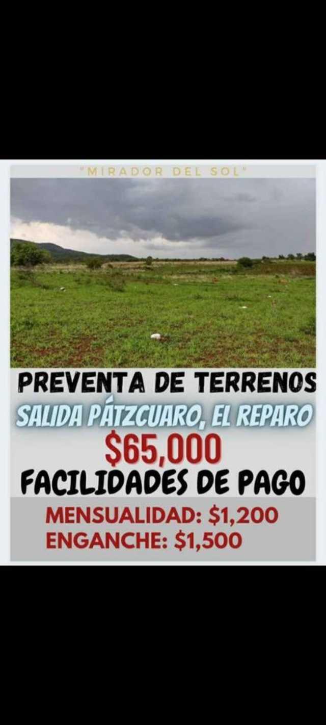 TERENOS EN FACILIDADES DE PAGOS